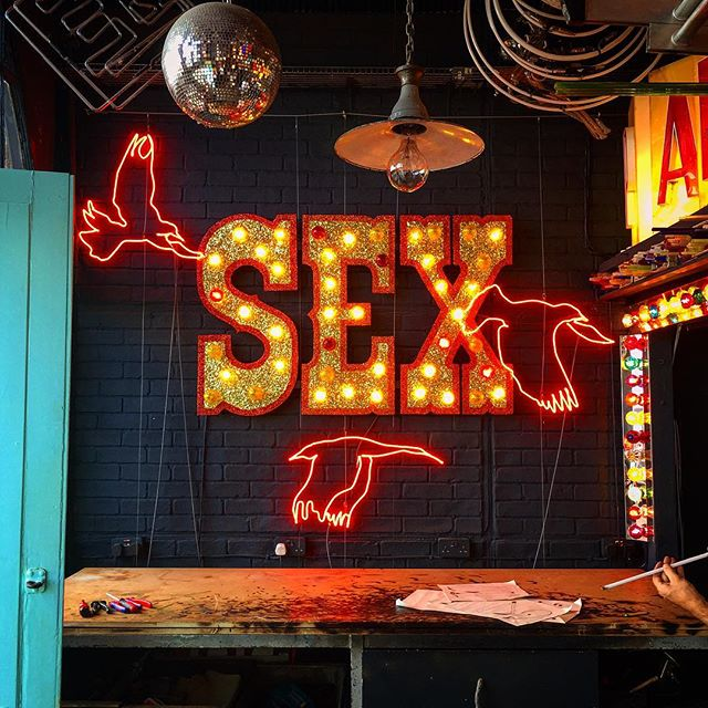SEX by Andy Doig