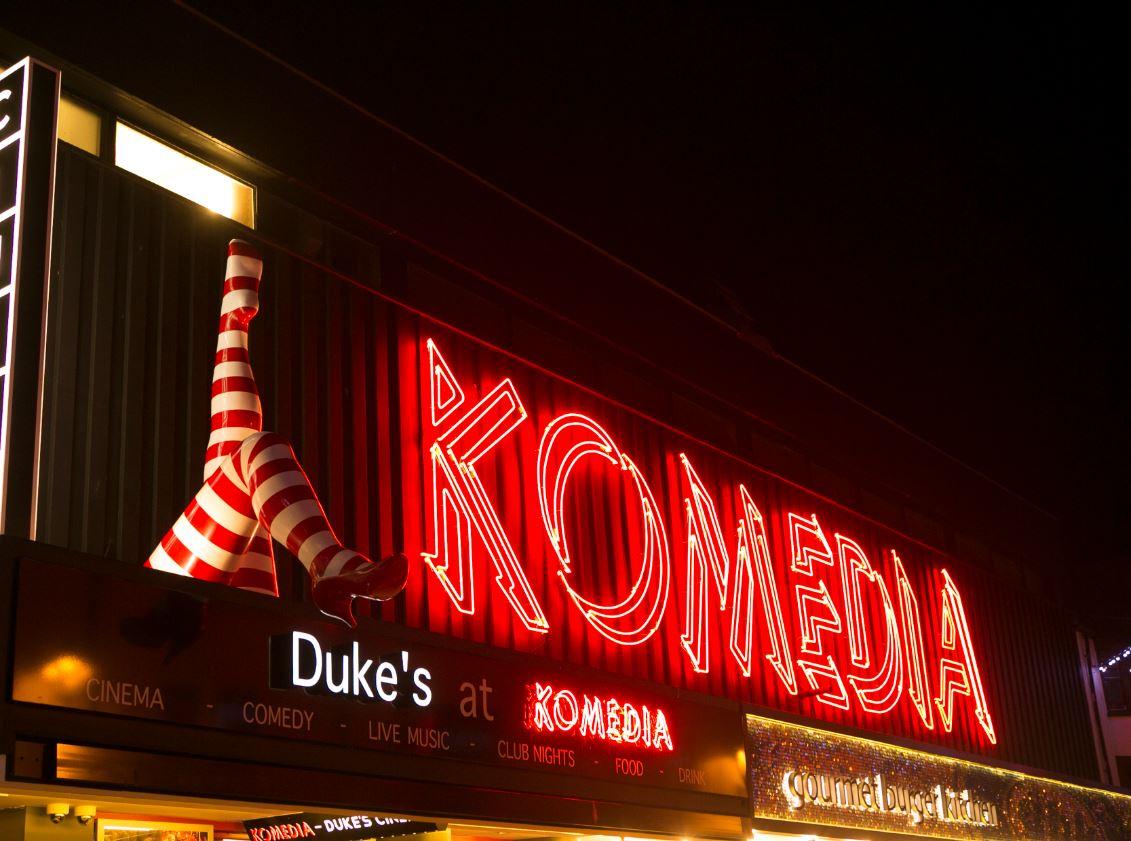 Komedia in Brighton