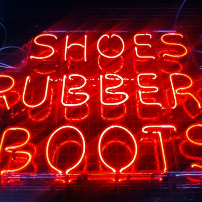 Shoes-Rubbers-Boots