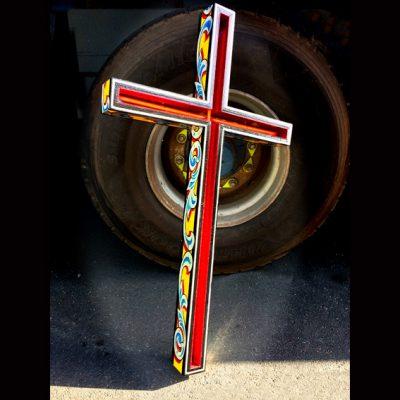 Candyflake Cross