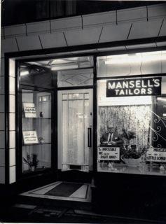 Mansell's Tailors