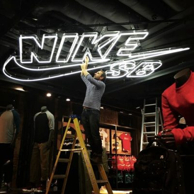 Working At Nike in London