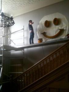 Giant Smiley