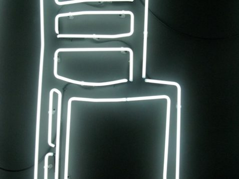 Neon Chair