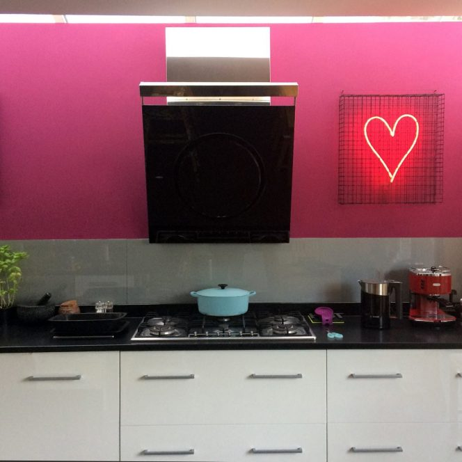 Kitchen Safe From Harm