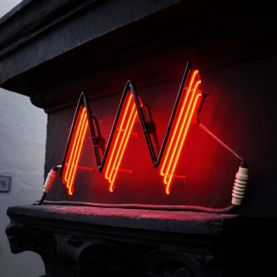 Neon Sign by Andy Doig