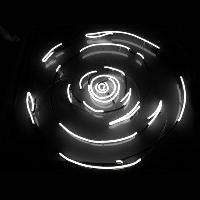 Abstract Neon Art