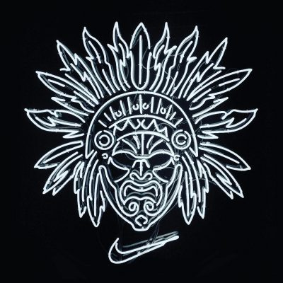 Neon Mask For Nike