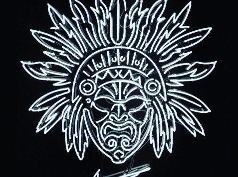 Neon Mask 1