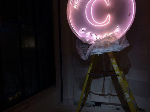Neon for Chloé