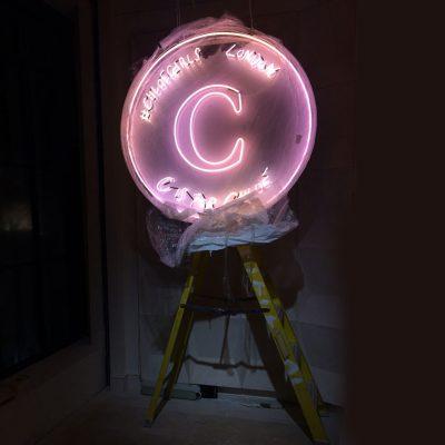 Neon For Chloe