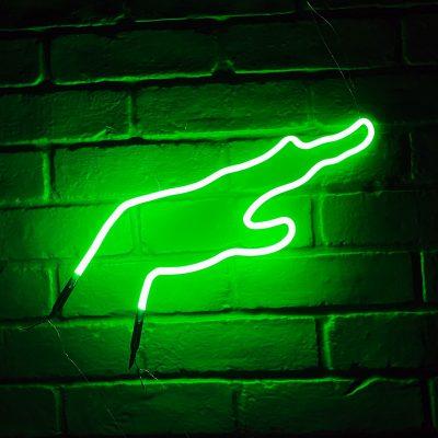 Neon Hand 25
