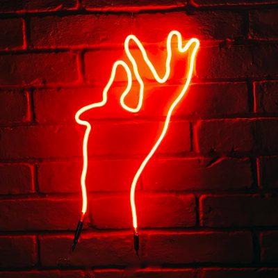 Neon Hand 35