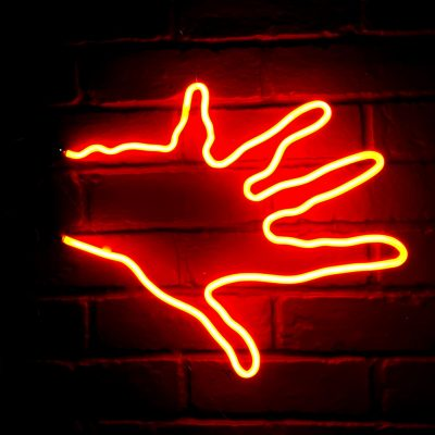 Neon Hand 50