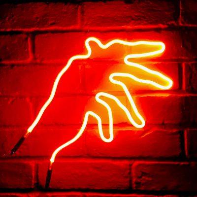 Neon Hand 51