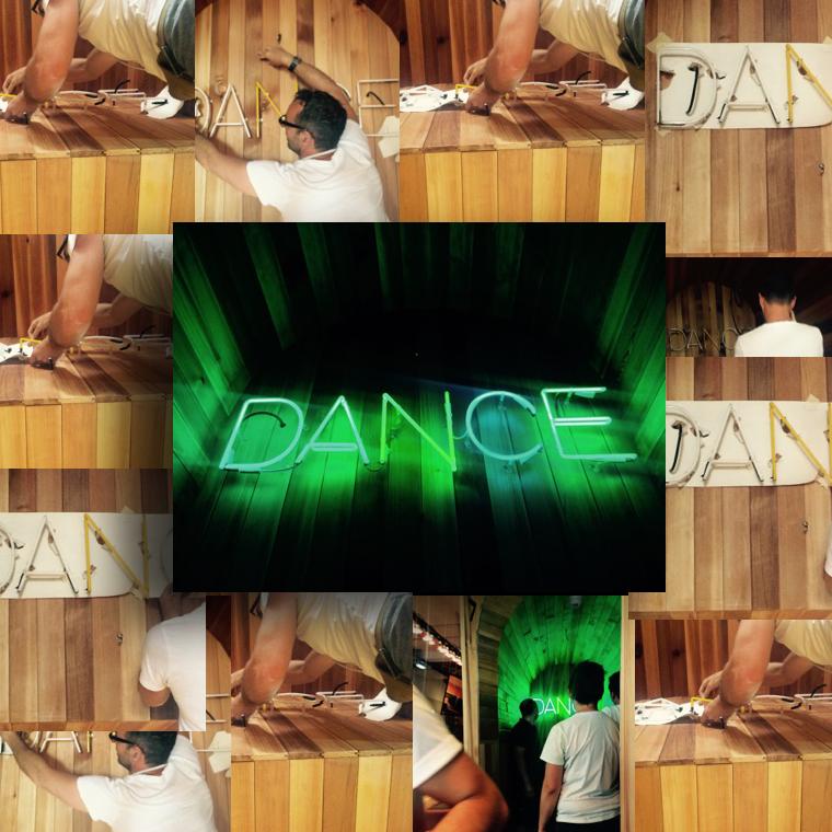 Dance at Patterns nightclub