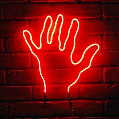 Neon Hand 33